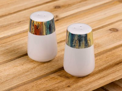 Banyan Trees - Salt and Pepper Set