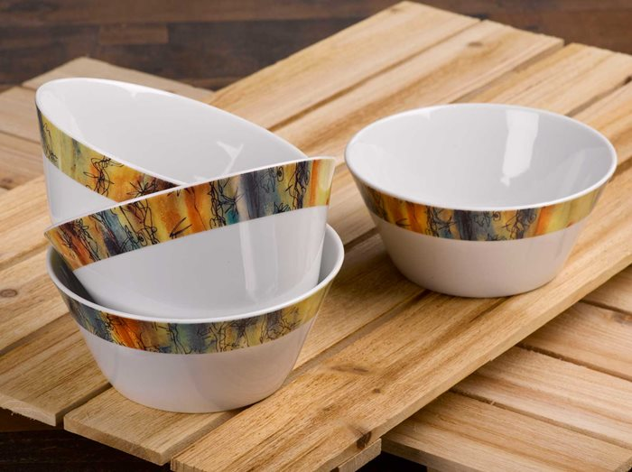 Banyan Trees - Medium Bowl, Set of 4 preview