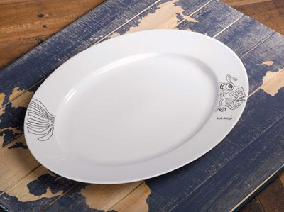 Fish - Medium Serving Platter